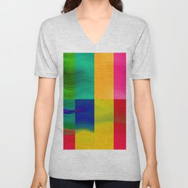 Color-emotion II Unisex V-Neck