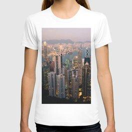Hong Kong (Sunset over Victoria's Peak) T-shirt