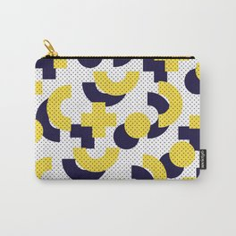 Pattern in 90 80 style Carry-All Pouch