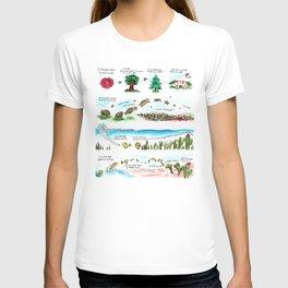 Tree Hugger Kimya Dawson T-shirt