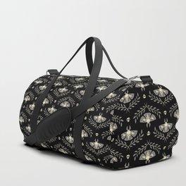 Spooky Moths Duffle Bag