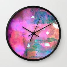 Lunar Light Wall Clock