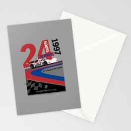 Porsche: The Missing Poster Stationery Cards