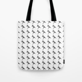 Bada Shanren – kingfisher– animal,nature,ink,zhu da, 八大山人 Tote Bag