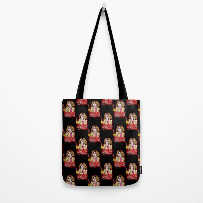 Don't F--- With the Babysitter!!! Tote Bag