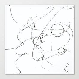 Graphisme Canvas Print