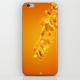 Fruitastic - Orange iPhone Skin