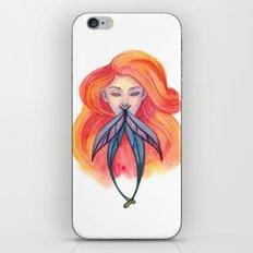 Silence iPhone & iPod Skin