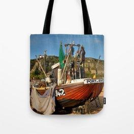 Port Of Rye Tote Bag