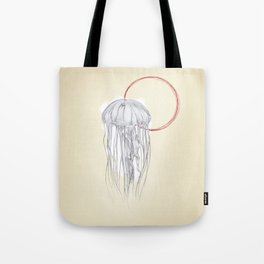 Jellyfish, Jelly Fish Tote Bag