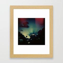 4309 Framed Art Print