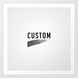 Custom Art Art Print