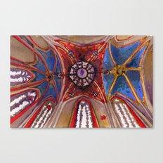 Ceiling o' joy Canvas Print