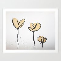 Love Blossom  Art Print