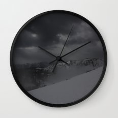 Sonora Pass Wall Clock