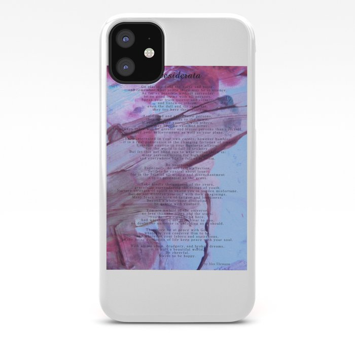A Doll With a Soul iPhone 11 case