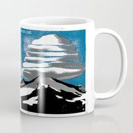 Lenticular Clouds. Coffee Mug