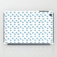 whales iPad Cases featuring whales by Maya Bee Illustrations