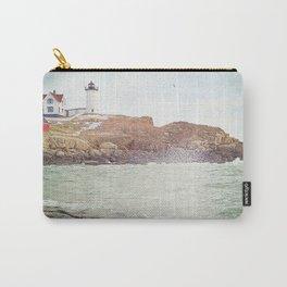 Cape Neddick Lighthouse Carry-All Pouch