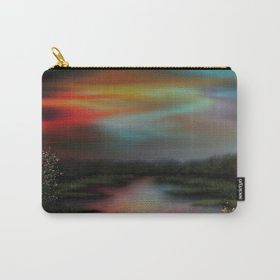 Colorful Sky Carry-All Pouch