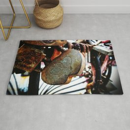 Two Hearts Rug