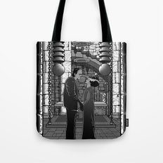 The Monster's bride. Tote Bag