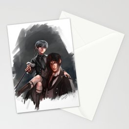 Master and Butler Stationery Cards