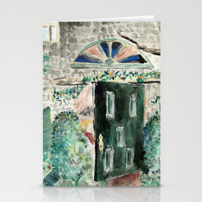 The Trespass Stationery Cards