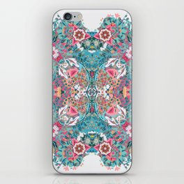 Blossoming Mandala iPhone Skin