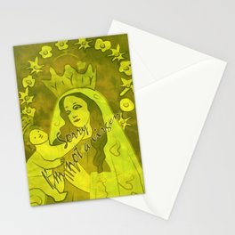 Sorry, I'm not a Virgen Stationery Cards