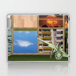 An der Schwelle zur Freiheit · a day with Magritte 3 Laptop & iPad Skin