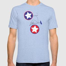 bikes & stripes forever T-shirt