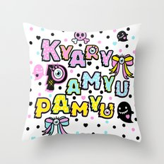 Kyary Pamyu Pamyu 2 T-Shirt Throw Pillow