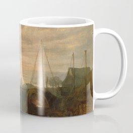 """J.M.W. Turner """"Newark Abbey"""" Coffee Mug"""