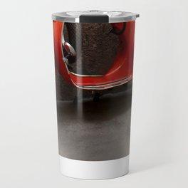Red Vespa  Travel Mug