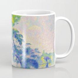"Henri-Edmond Cross ""L'Arbre penché ou Le Rameur"" Coffee Mug"