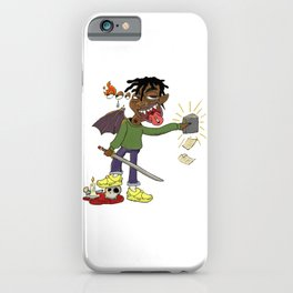 Beware the Book of Eli - Ski Mask iPhone Case