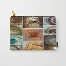 stairs stairs stairs collage Carry-All Pouch