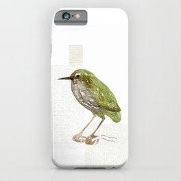 Bush Wren iPhone Case