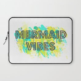 Mermaid Vibes Laptop Sleeve