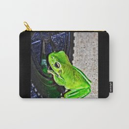 Frog Mechanic Carry-All Pouch