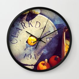 Signs: Clarkdale Farms Wall Clock