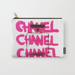 Channel Parfum Carry-All Pouch