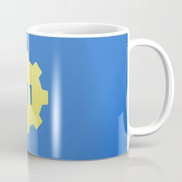 Vault 111 Coffee Mug