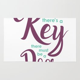If There's a Key Rug