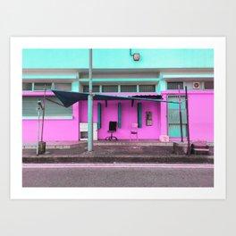 待機戦術 /// Waiting Game Art Print