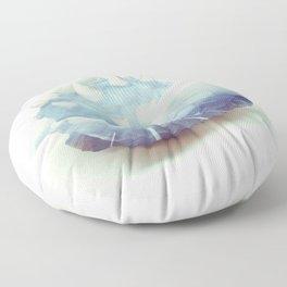 Blue Shell - Kart Art Floor Pillow