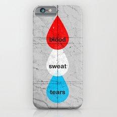 Blood, Sweat & Tears iPhone 6s Slim Case