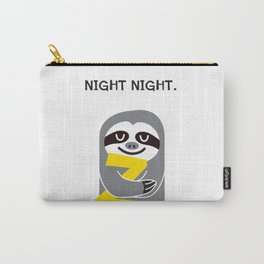 Night Night. Carry-All Pouch