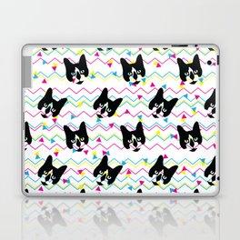 CMYK Cat Pattern Laptop & iPad Skin